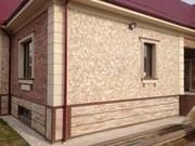 Брусчатка из натурального камня. Отделка фасадов. Мозаика.